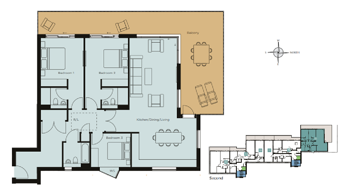 Cornwall, ,Apartment,For Sale,1351